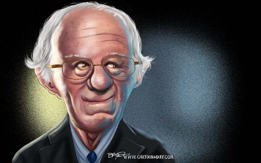 Bernie-Sanders-carticature-cartoon-850