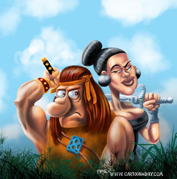 Groo-the-wanderer-cartoon-598