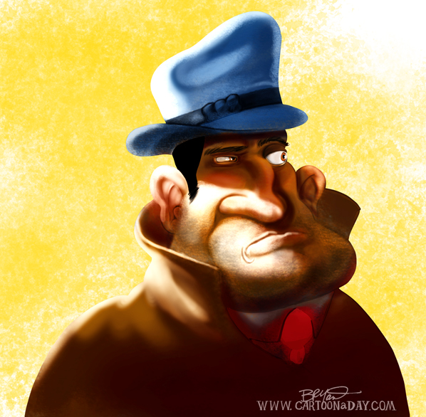 True-detective-cartoon-head-only-eyeball