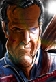 Bruce Campbell Caricature – Evil Dead