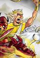 Four Horsemen of the Apocalypse Cartoon