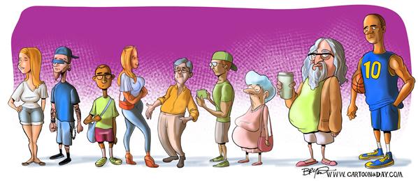 weekend-starbucks-lineup-cartoon-598