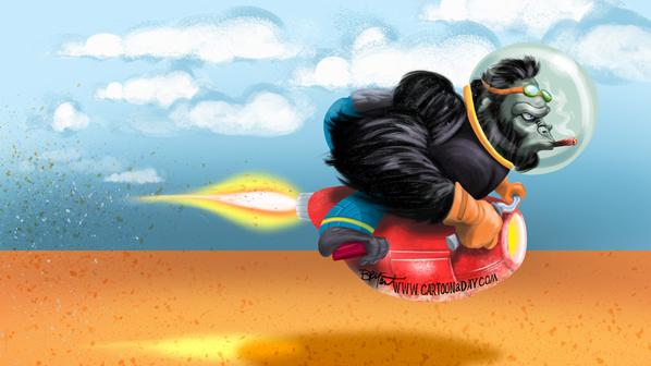 space-gorilla-on-a-rocket-bike-598