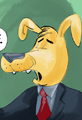 Talking Dog Cartoon