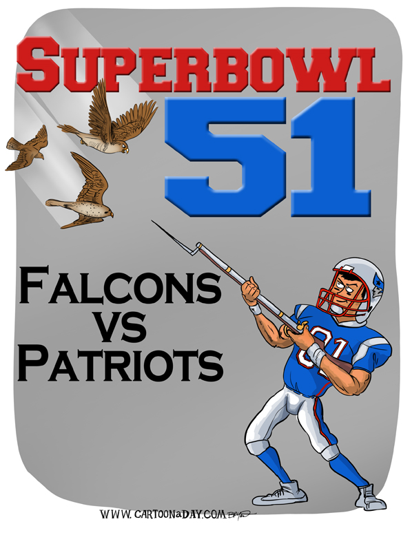 Faclons-vs-patriots-superbowl-cartoon-598