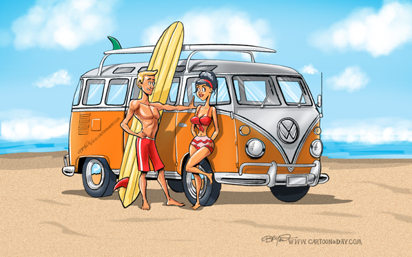 VW-bus-cartoon-598
