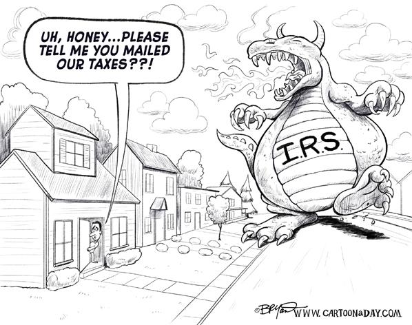 Taxes-cartoon-irs-dragon-598