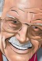 Marvel's Stan Lee Caricature