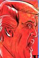 Trump Vs Comey Cartoon