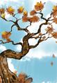 Twiggy Tree Autumn