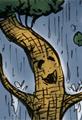 Twiggy Rainy Tree