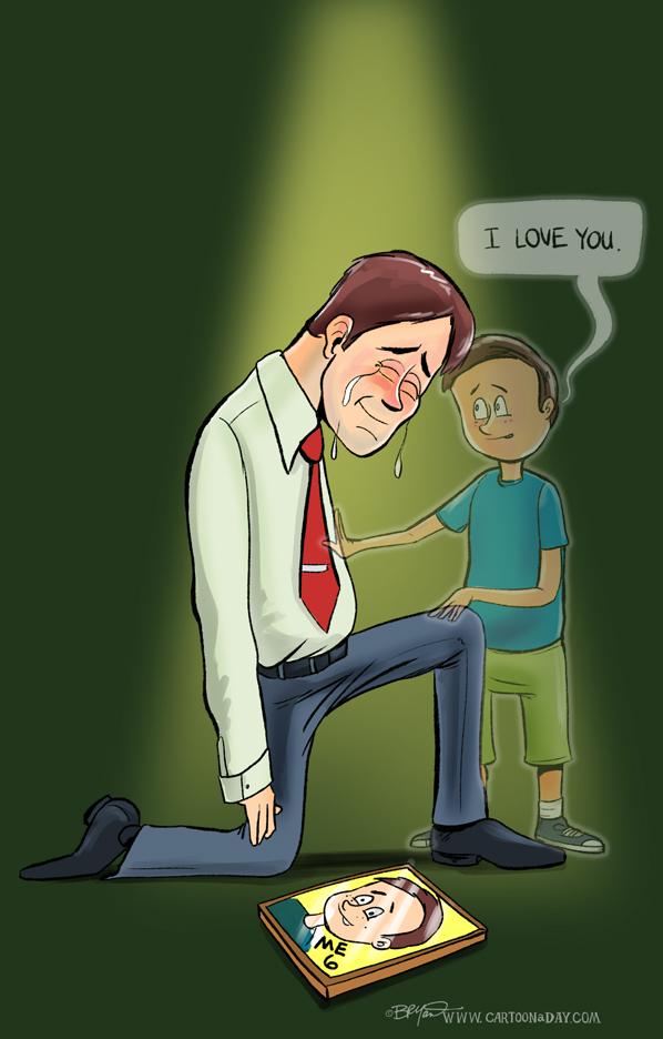 love-yourself-cartoon-598