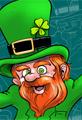 St. Patrick's Day Leprechaun Beers