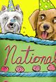 National Puppy Day Cartoon