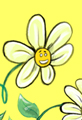 Spring Forward Flowers Cartoon
