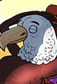 National American Eagle Day Cartoon