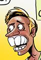 Funny Dentist Cartoon Big Teeth