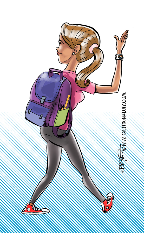girl-walking-cartoon-598