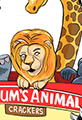 Animal Crackers Uncaged Cartoon