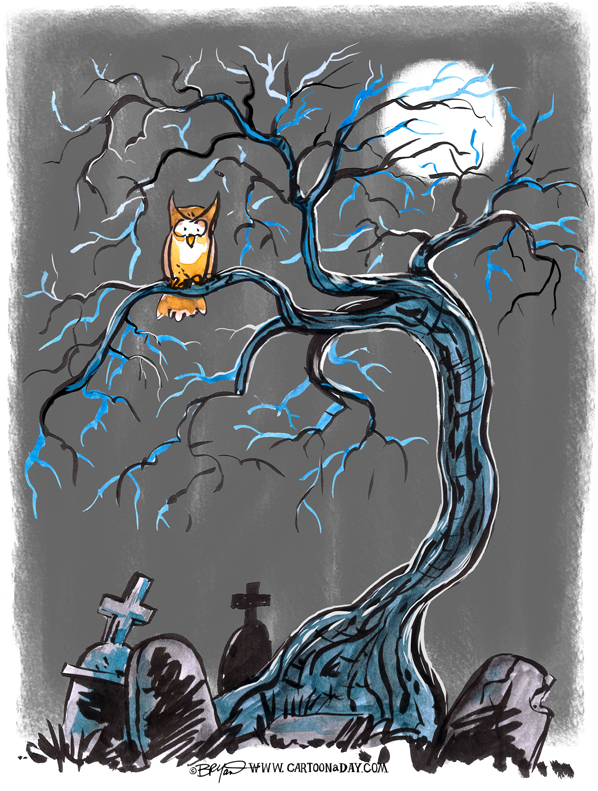 Halloween-twiggy-tree-owl-598