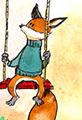 Fox on a Swing Needs a Push