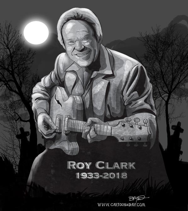 Roy Clark-dies-gravestone-598
