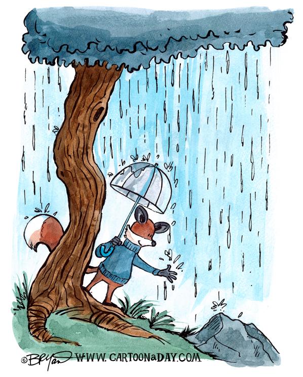 foxy-rainy-day-umbrella-598