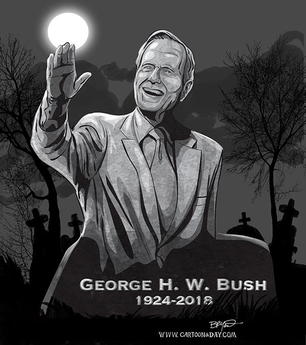 President-George-Bush-dies-gravestone-598