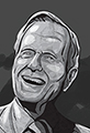 President George H. W. Bush Dies Gravestone