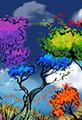 Twiggy Tree Mini Forest