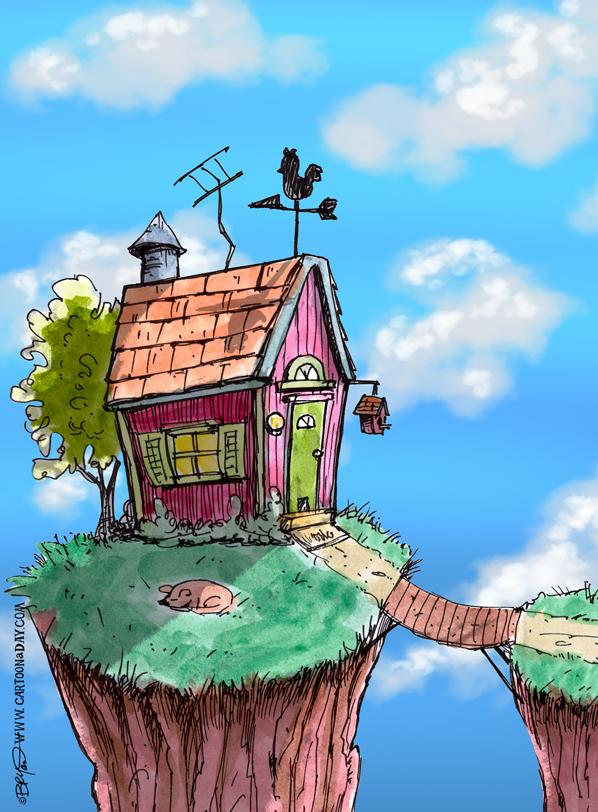 little-house-bridge-watercolor-598