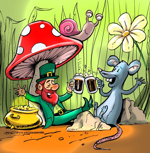 Leprechaun-st-patricks-day-cartoon-598
