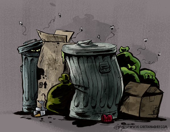garbage-pile-cartoon-598