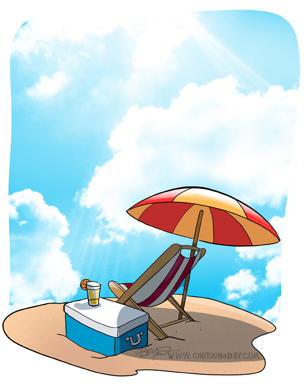 Beach-chair-umbrella-598