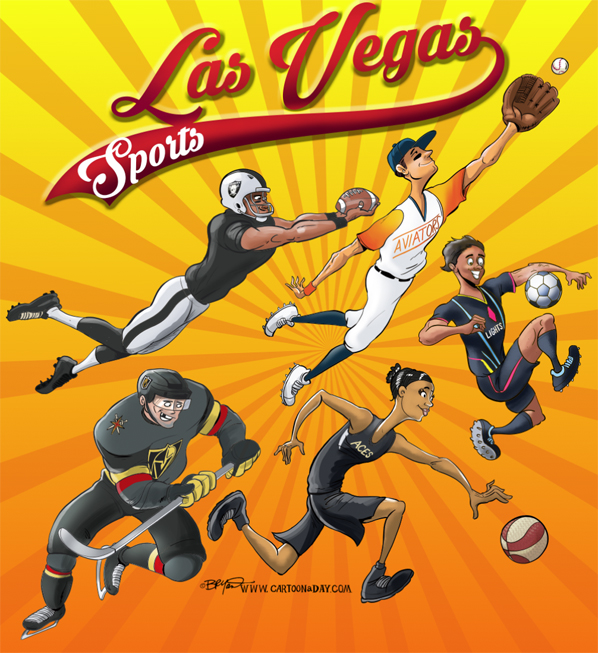 Las-vegas-sports-teams-poster-598