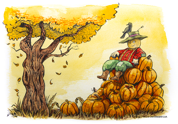 Fall-scarecrow-pumpkin-king-598
