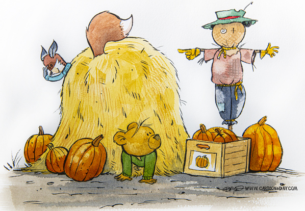 Kit-Fox-Barry-Haystack-scarecrow-598