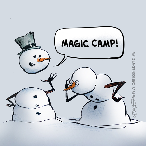 Snowman-magic-cartoon-598
