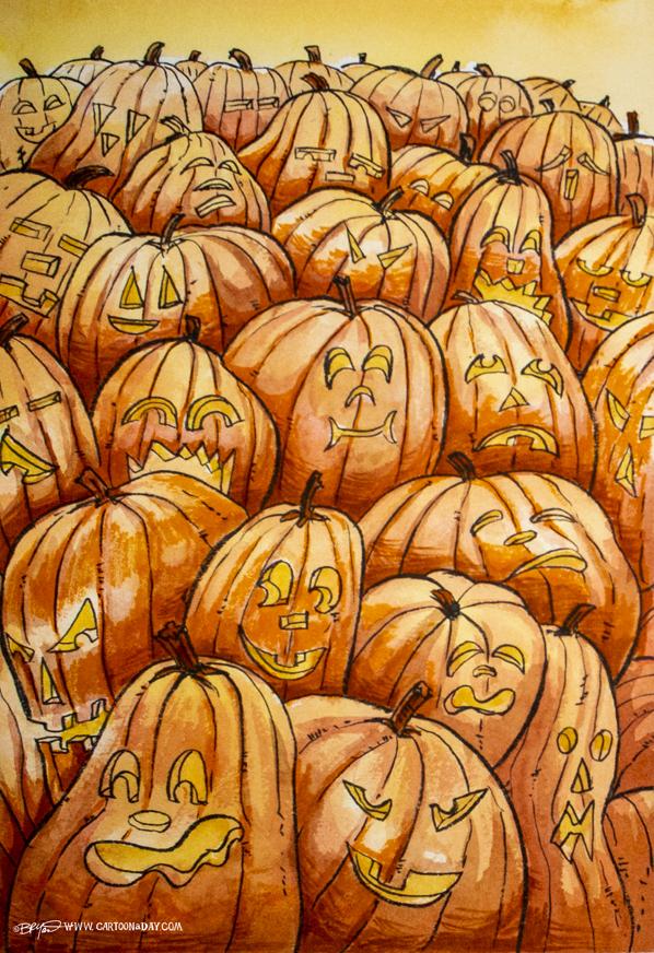 pumpkin-patch-jackolaterns-painting-598