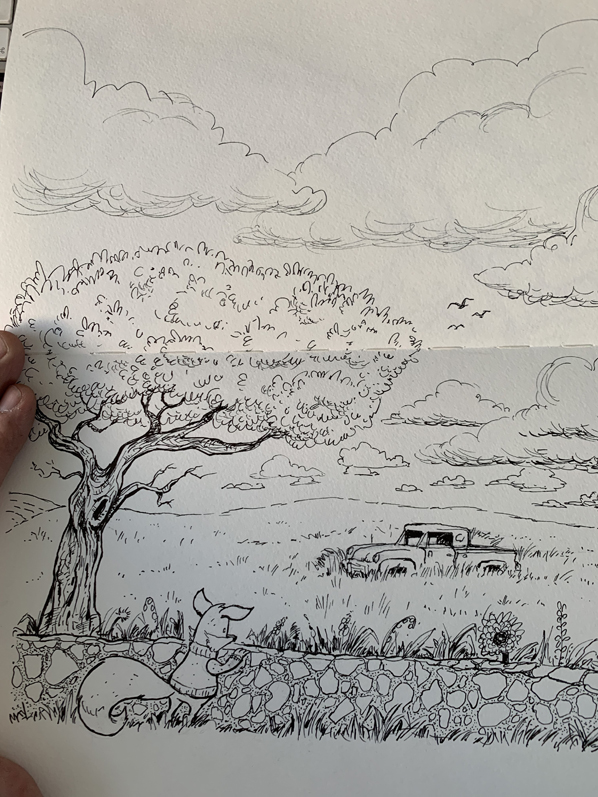 Kit-Rusted-Truck-Field-sketchbook