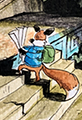 Kit The Fox and the Incan Adventure