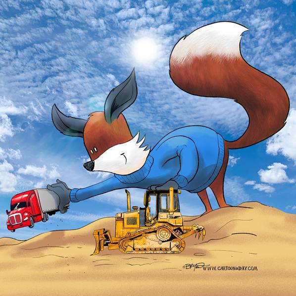 Kit-fox-bulldozer-598