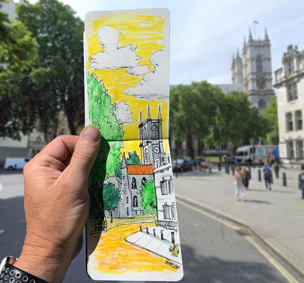 London-england-moleskine-sketchbook-598
