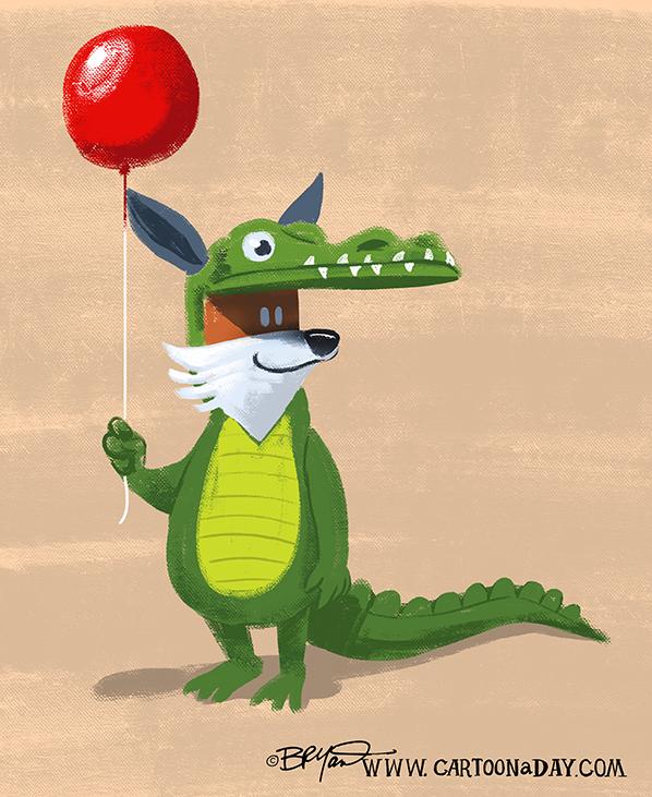 Kit-fox-alligator-costume-balloon-598