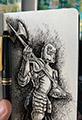 Knight in Armor Sketchbook
