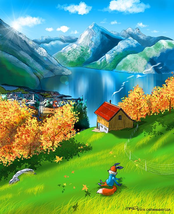 Kit-the-fox-Sisikon-Switzerland-598