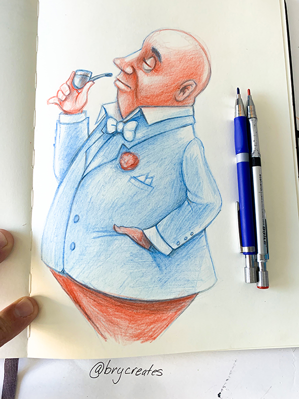 bald-man-sketchbook-598