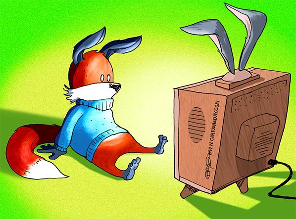 Kit-Watches-TV-Rabbit-ears-598