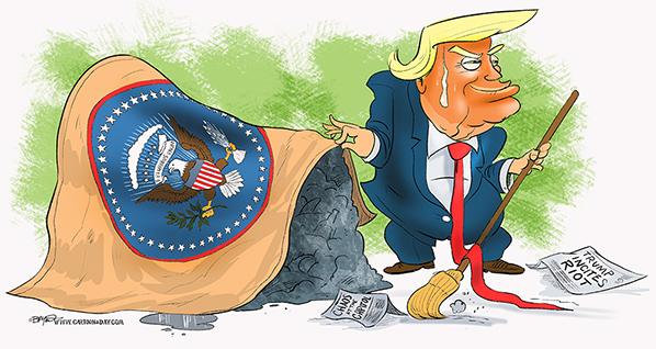 Trump-cartoon-sweeps-under-rug-598