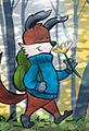 Kit Takes an Autumn Walk